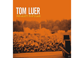 Tom Luer - Project Popular - (CD)