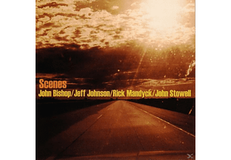 John Bishop With Jeff Johnson - Scenes - (CD)