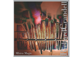 Richard Crandell - Mbira Magic - (CD)