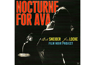 Bob Sneider & Joe Locke - Nocturne For Ava - (CD)