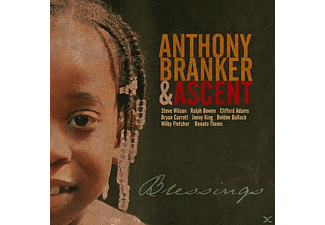 Anthony & Ascent Branker - Blessings - (CD)