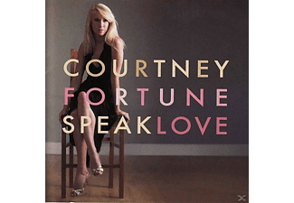 Courtney Fortune - Speak Love - (CD)