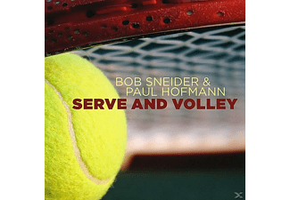Sneider, Bob / Hofmann, Paul - Serve And Volley - (CD)
