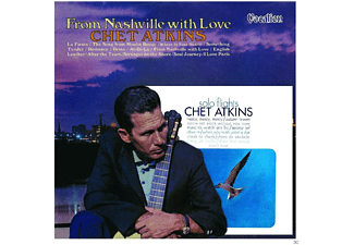 Chet Atkins - From Nashville With Love & Solo... [CD]