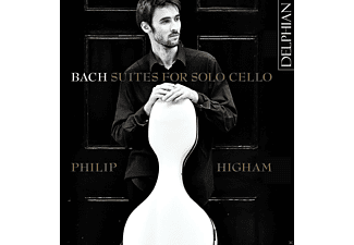 Philip Higham - Suiten Für Solo Cello - (CD)