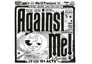 Against Me! - 23 Live Sex Acts (Vinyl LP (nagylemez))