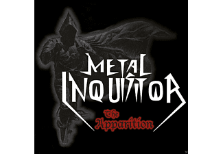 Metal Inquisitor - The Apparition (Re-Release) [Vinyl]