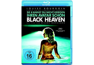 BLACK HEAVEN - (Blu-ray)