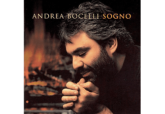 Andrea Bocelli - Sogno - Remastered (CD)