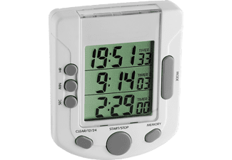 TFA 38.2020 Triple Digitaler 3-Fach Timer