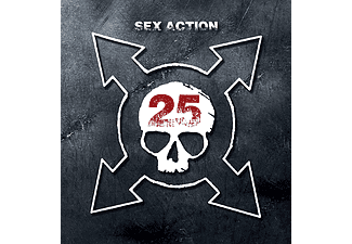 Sex Action - 25 (CD + DVD)