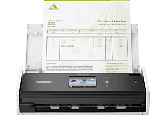 BROTHER Scanner Compact (ADS-1600W)