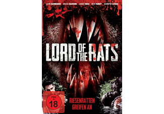 Lords Of Rats - Riesenratten Greifen An - (DVD)