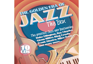 VARIOUS - The Golden Era Of Jazz - The Box - (CD)