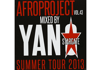 Dj Yano - Afro Project Vol. 43 - (CD)