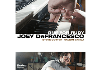Steve Cotter, Ramon Banda, Joey DeFrancesco - One For Rudy - (CD)