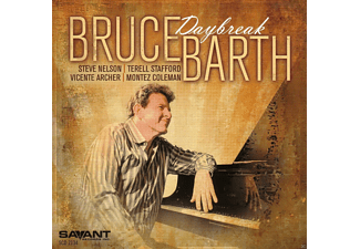Bruce Barth - Daybreak - (CD)