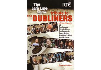 The Dubliners - The Late Late Show - (DVD)