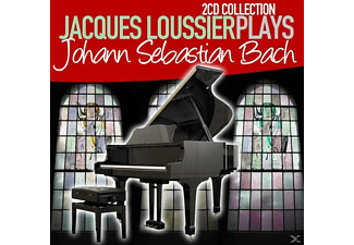 Jacques Loussier - Jacques Loussier Plays J.S.Bach - (CD)