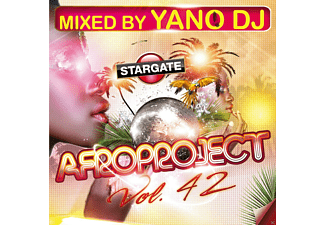 Dj Yano - Afro Project Vol.42 [CD]