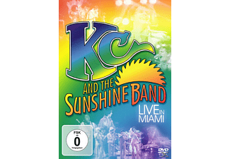 KC And The Sunshine Band - Live In Miami - (DVD)