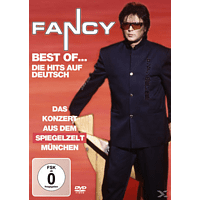 Fancy - Best Of...Die Hits Auf Deutsch Live [DVD]