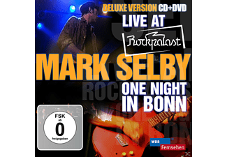 Mark Selby - Live At Rockpalast - One Night In Bonn - (CD + DVD Video)