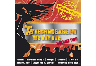 VARIOUS - Technobase.Fm Clubinvasion Vol.2 [CD]