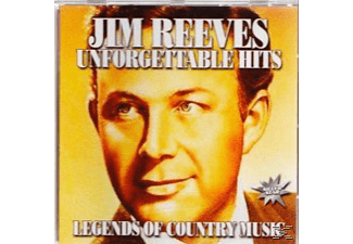 Jim Reeves - Unforgettable Hits - (CD)