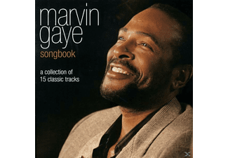 VARIOUS, Marvin Gaye - Songbook - (CD)