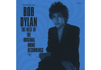 Bob Dylan - THE BEST OF THE ORIGINAL MONO RECORDINGS - (CD)