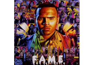Chris Brown - F.A.M.E.(Deluxe Version) - (CD)