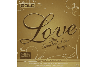 VARIOUS - Gold - Greatest Love Songs - (CD)