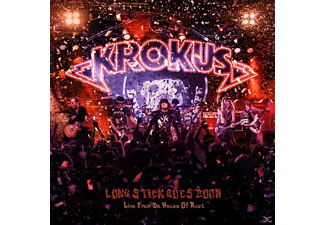 Krokus - Long Stick Goes Boom (Live From The House Of Rust) [Vinyl]