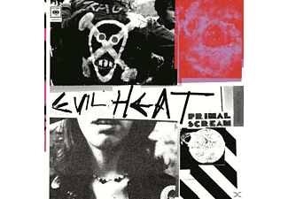 Primal Scream - EVIL HEAT - (Vinyl)