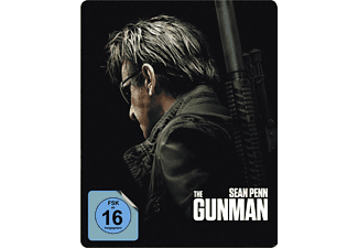 The Gunman (Steel Edition) - (Blu-ray)