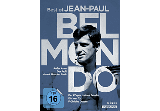 Best of Jean Paul Belmondo [DVD]