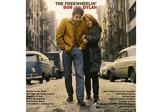 Bob Dylan - The Freewheelin' (CD)