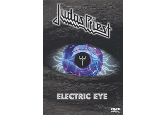 Judas Priest - ELECTRIC EYE - (DVD)