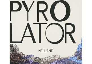 Pyrolator - Neuland - (CD)