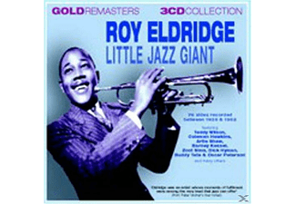 Roy Eldridge - Little Jazz Giant - (CD)