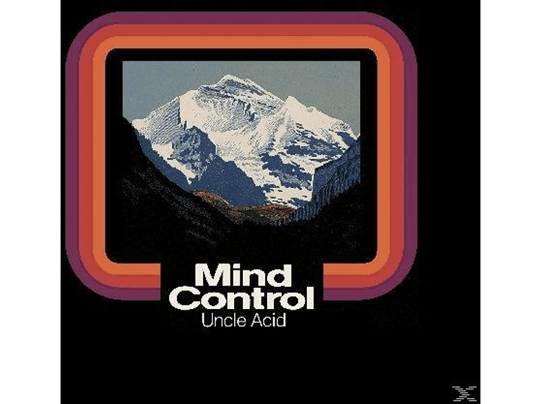 Uncle Acid, Deadbeats - Mind Control [CD]