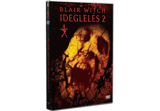 Blair Witch - Ideglelés 2. (DVD)