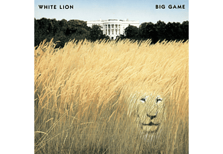 White Lion - BIG GAME (LIM.COLLECTORS EDITION) - (CD)