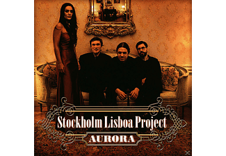 Stockholm Lisboa Project - Aurora - (CD)