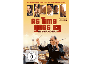 As Time goes by in Shanghai - (DVD)