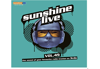 VARIOUS - Sunshine Live Vol.49 - (CD)