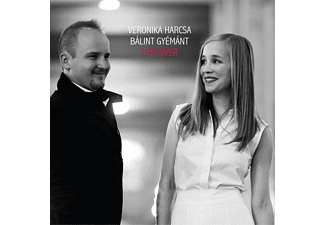 Harcsa Veronika, Balint Gyemant - Lifelover - (CD)