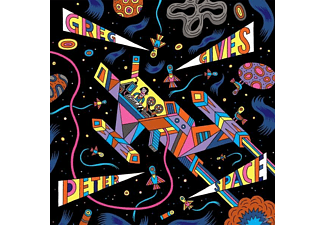Greg Gives Peter Space - Greg Gives Peter Space [LP + Download]