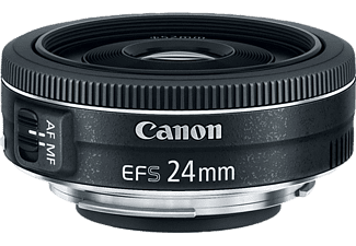 CANON Standaardlens EF-S 24mm F2.8 STM (9522B005AA)